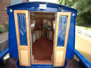 Ross Boats Bespoke Narrowboats and Boat Safety Inspection - SOLD 62 foot Live Aboard / Extended luxury cruising - Welcome